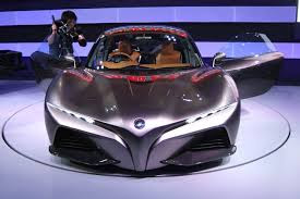 """Face to Face With """"THE NEW' yamaha Sport Car"""