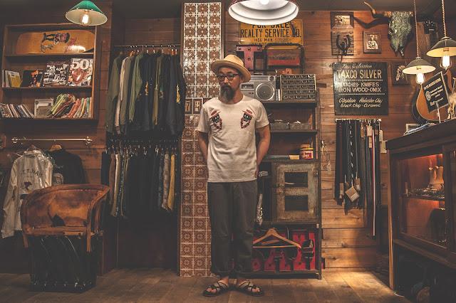 ピッグ&ルースターT ハワイアンシャツ Tシャツ