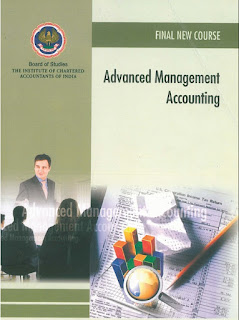 ADVANCED MANAGEMENT ACCOUNTING By ICAI