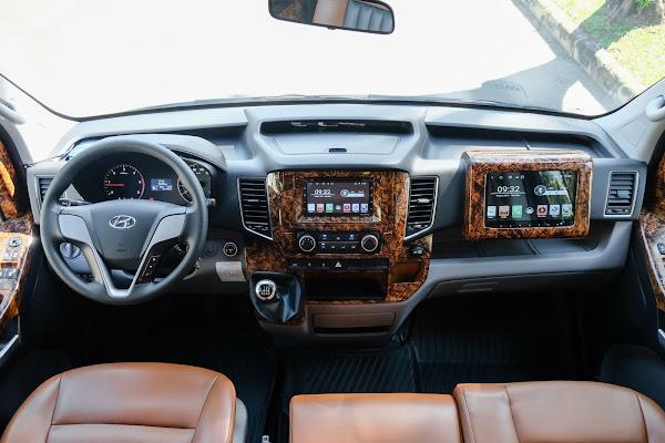 Huyndai Solati Limousine sx 2019 9