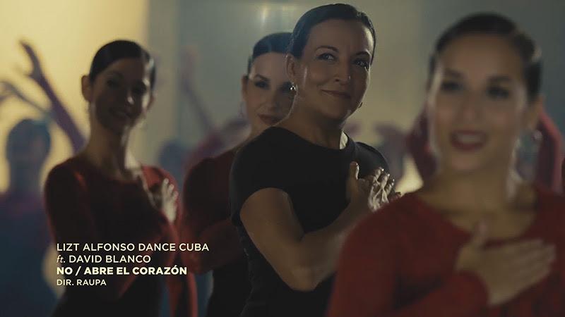 Lizt Alfonso Dance Cuba - David Blanco - ¨No / Abre el Corazón¨ - Videoclip - Dirección: RAUPA. Portal Del Vídeo Clip Cubano - 01