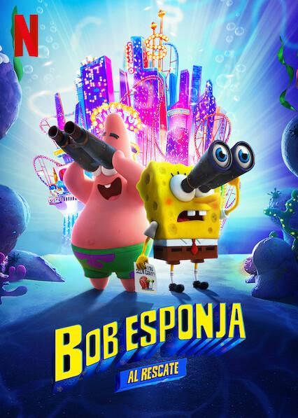 Bob Esponja: al rescate (2020) NF WEB-DL 1080p Latino
