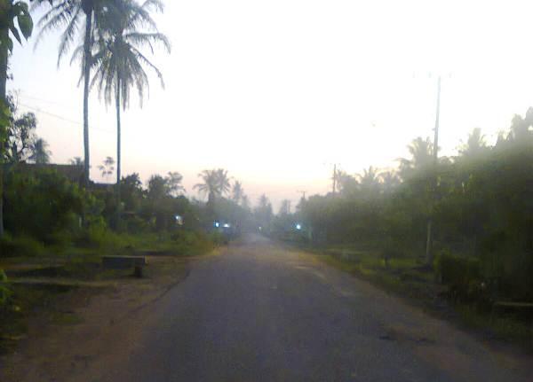Kampung Halaman dan Isinya yang Aku Rindukan