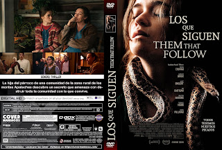 LOS QUE SIGUEN-THEM THAT FOLLOW 2019 [COVER DVD+BLU-RAY]