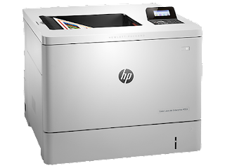 HP Color LaserJet Enterprise M553 series driver download