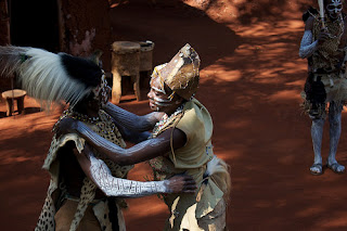 Dance in the name of love Africa