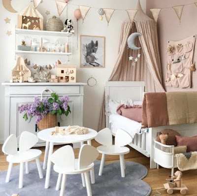 Children Bedrooms From Instagram