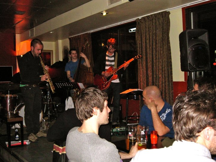 club rencontre jazz