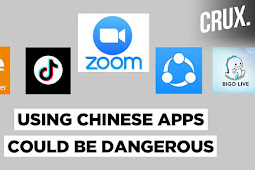 52 Chinese Apps Red Flagged By Indian Intelligence Agencies
