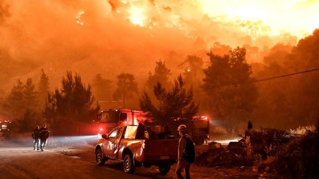 Μέχρι τις 30 Ιουνίου οι αιτήσεις από τους πυρόπληκτους της πυρκαγιάς στον Σχίνο