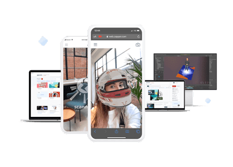 Develop Augmented Reality (AR) app