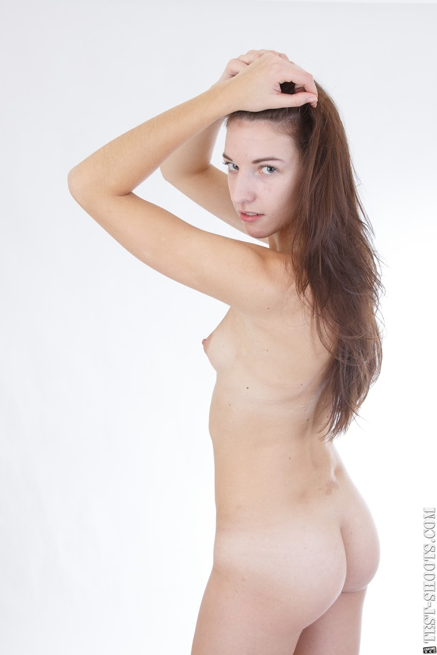 [Test-Shoot.Com] Laura - Perfect Teenage Body Girl In Nude Casting