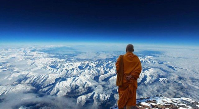 Harvard Goes To The Himalayas Monks With 'Superhuman' Abilities