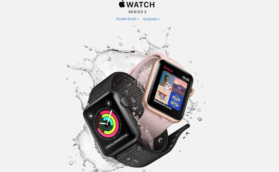 Canzone Apple Pubblicità Watch 3 SIRI (metti un po di musica...), Spot Ottobre 2017