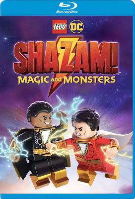Lego DC: Shazam!: Magic and Monsters [2020] [BD25] [Latino]