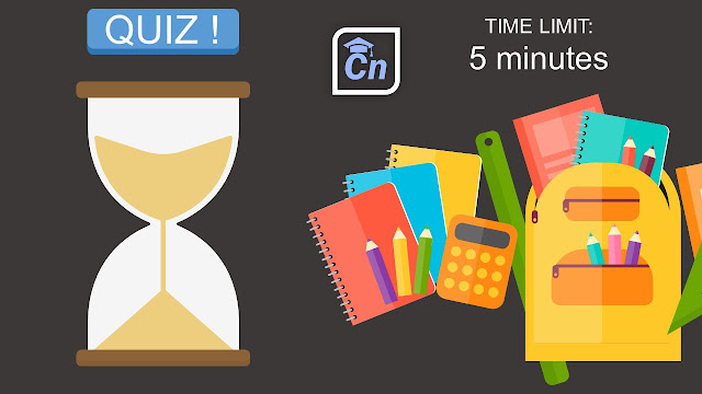 Quiz, careerneeti, Time Limit 5 Minutes