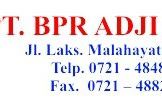 Lowongan Kerja Bank BPR Adji Caka