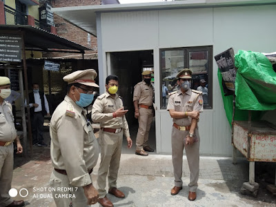 जनपद न्यायालय, उरई की सुरक्षा व्यवस्था का जायजा लिया -पुलिस अधीक्षक जालौन  Reviewed the security arrangements of District Court, Orai - Police Superintendent Jalaun                                                                                                                                                       संवाददाता, Journalist Anil Prabhakar.                                                                                               www.upviral24.in  reviewed-the-security-arrangements-of-district-court-orai-police-superintendent-jalaun                                                                                                                                                        संवाददाता, Journalist Anil Prabhakar.                                                                                               www.upviral24.in