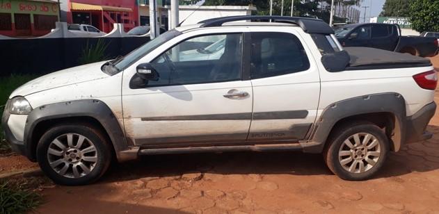 Veículo roubado na Capital é recuperado por policiais de Guajará-Mirim e dois receptadores são presos