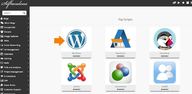 How To Start A WordPress Blog   Install WordPress on Hostgator 3