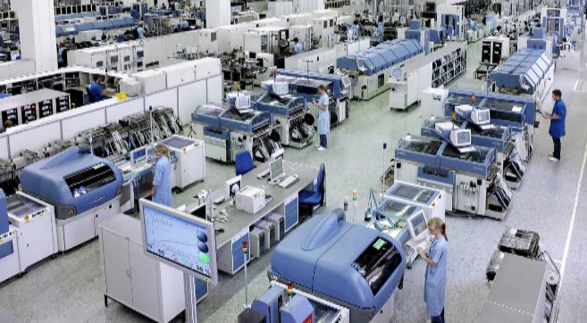 Cuarta Revolucin Industrial la fbrica inteligente