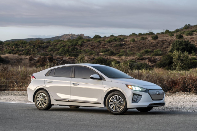 2021 Hyundai Ioniq Review