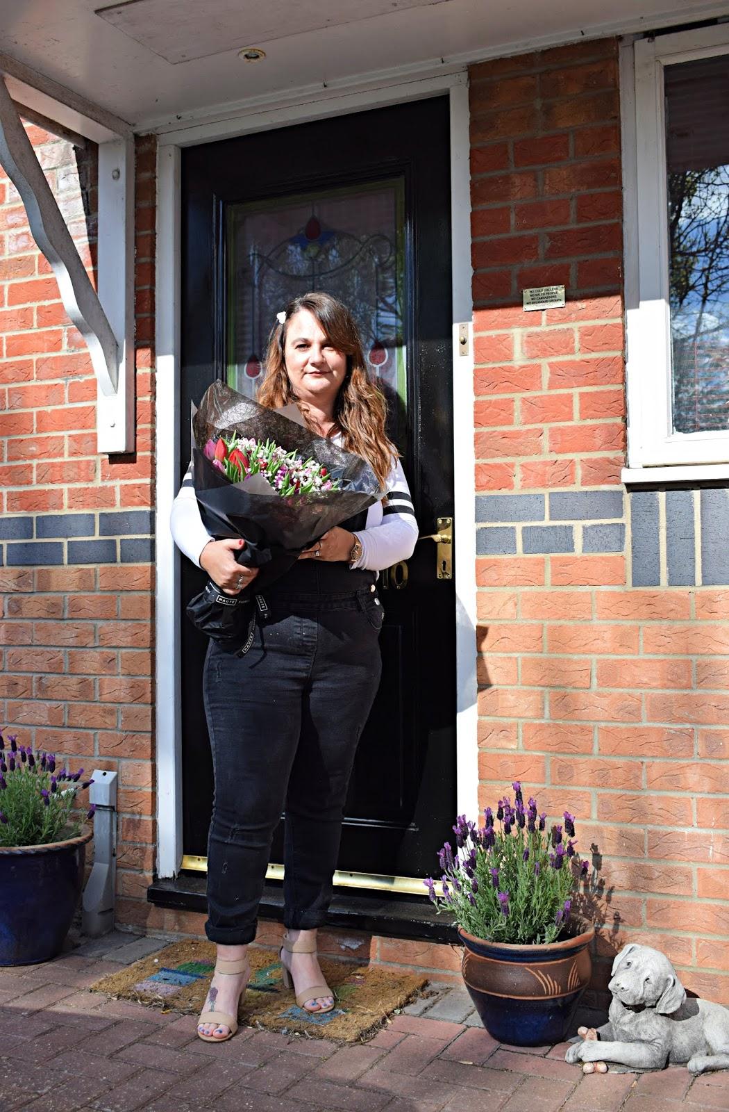 Haute florist Spring British Tulip bouquet review