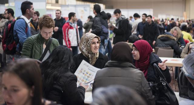 الداخلية الألمانية تقر بعدم وجود بيانات لسوريين قضوا إجازاتهم في سوريا