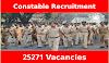 SSC 25271 Constable GD Recruitment 2021