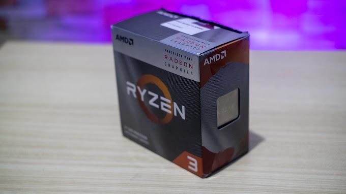 Ryzen 3 3200G, Processor terbaik untuk membangun PC Gaming murah meriah