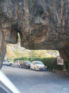 arco in pietra san nicola