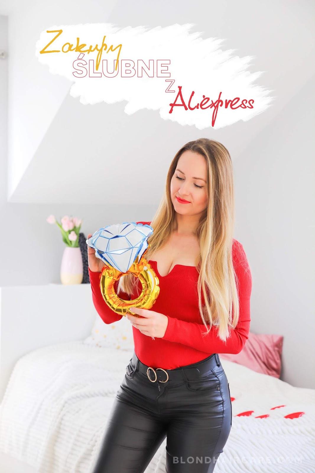 ślubno Weselne Zakupy Z Aliexpress 1 Pielęgnacja Włosów Blog