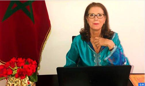 وفاء بالتزامه بالقضية الفلسطينية، المغرب سيواصل ترافعه من أجل حل الدولتين (سفيرة)