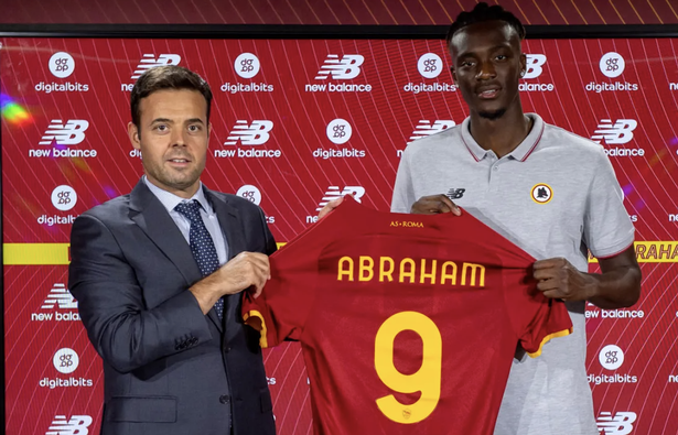 Jose Mourinho's new number nine Tammy Abraham
