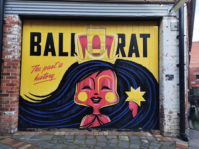 Ballarat Street Art | Travis Price