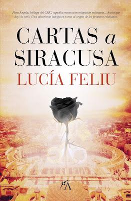 Cartas a Siracusa - Lucía Feliu (2015)