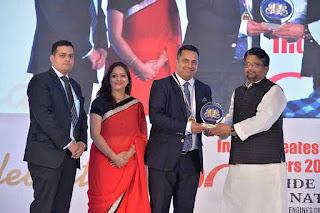 Dr Vivek bindra Awards