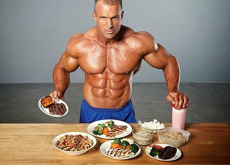 aumentar masa muscular y bajar grasa abdominal