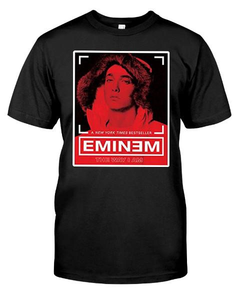The Way I Am Charlie Puth T Shirt Hoodie Eminem