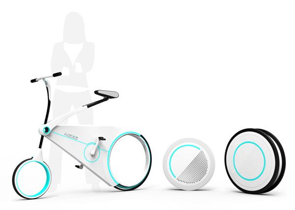 smart ride bike