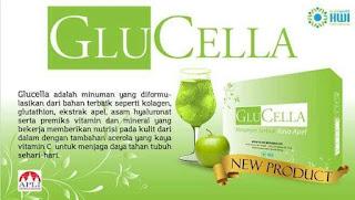 GLUCELLA  10+ Rekomendasi Produk HWI Terbaik Untuk Perawatan Wajah