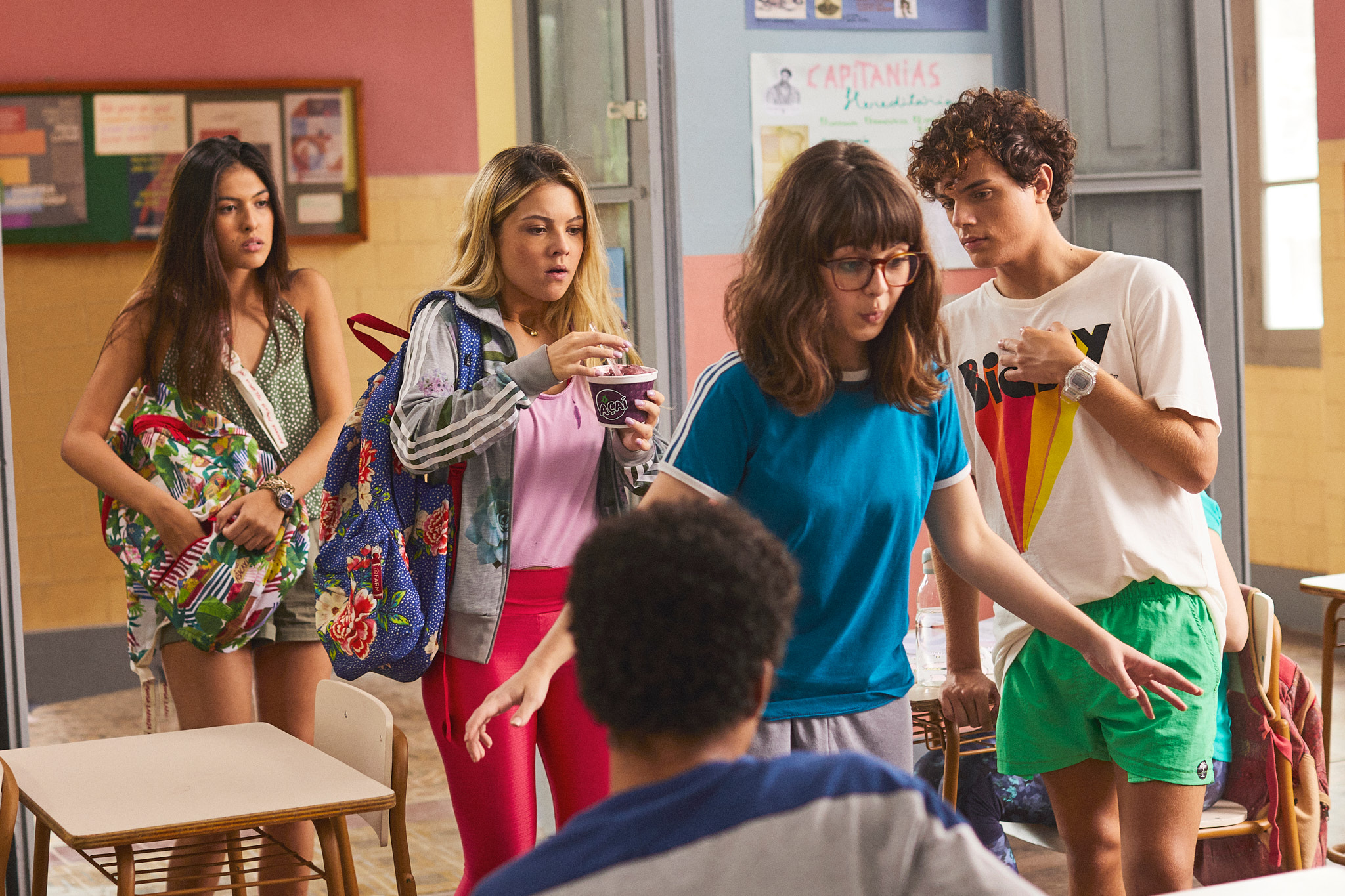 Confissões de uma Garota Excluída ganha data de estreia na Netflix