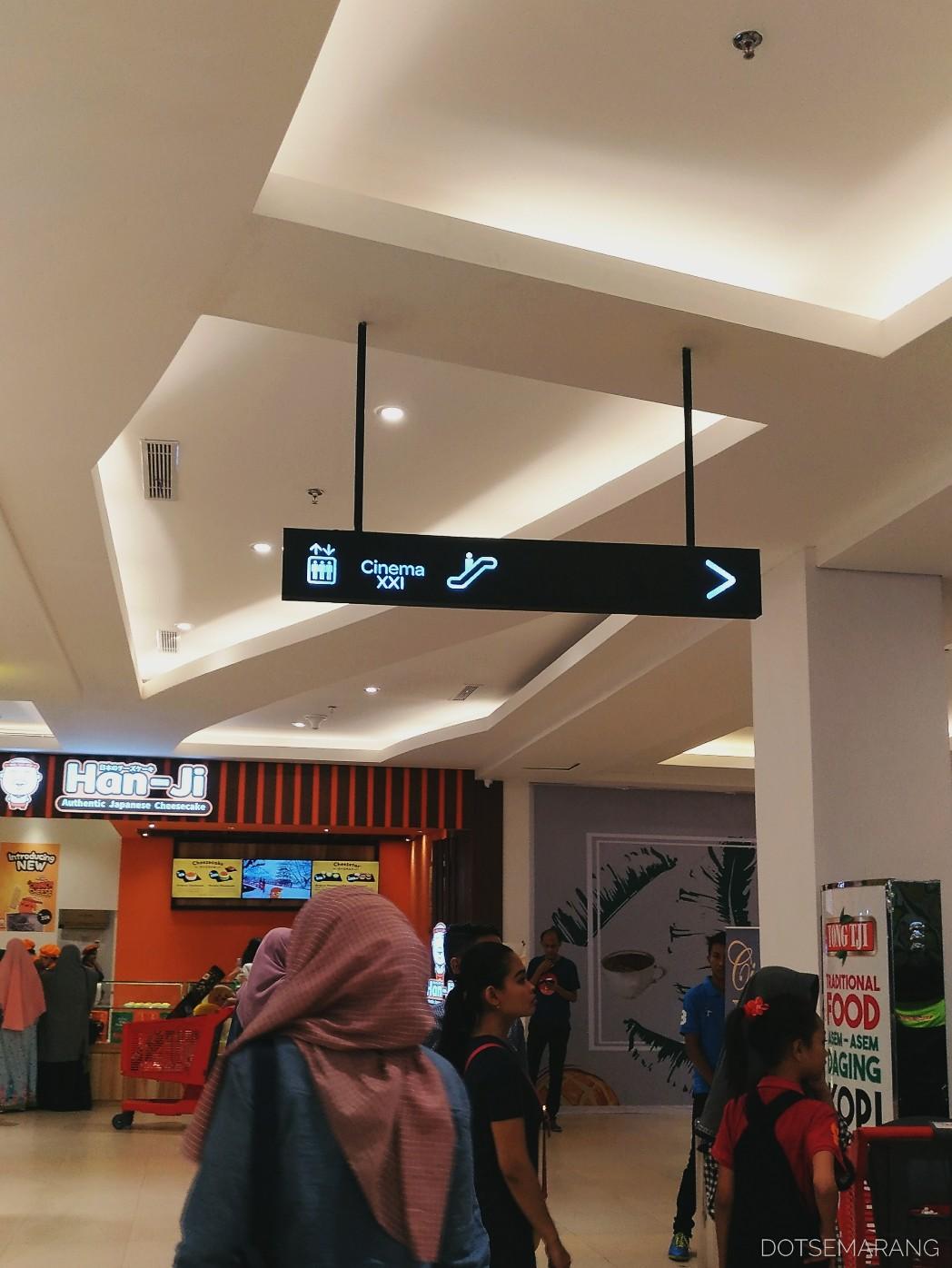 Review Bioskop Transmart Setiabudi Xxi Semarang