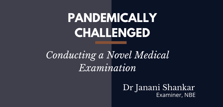 How to conduct virtual medical examination during covid 19 pandemic