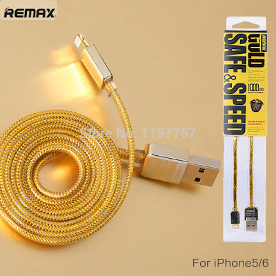 Kabel REMAX GOLD
