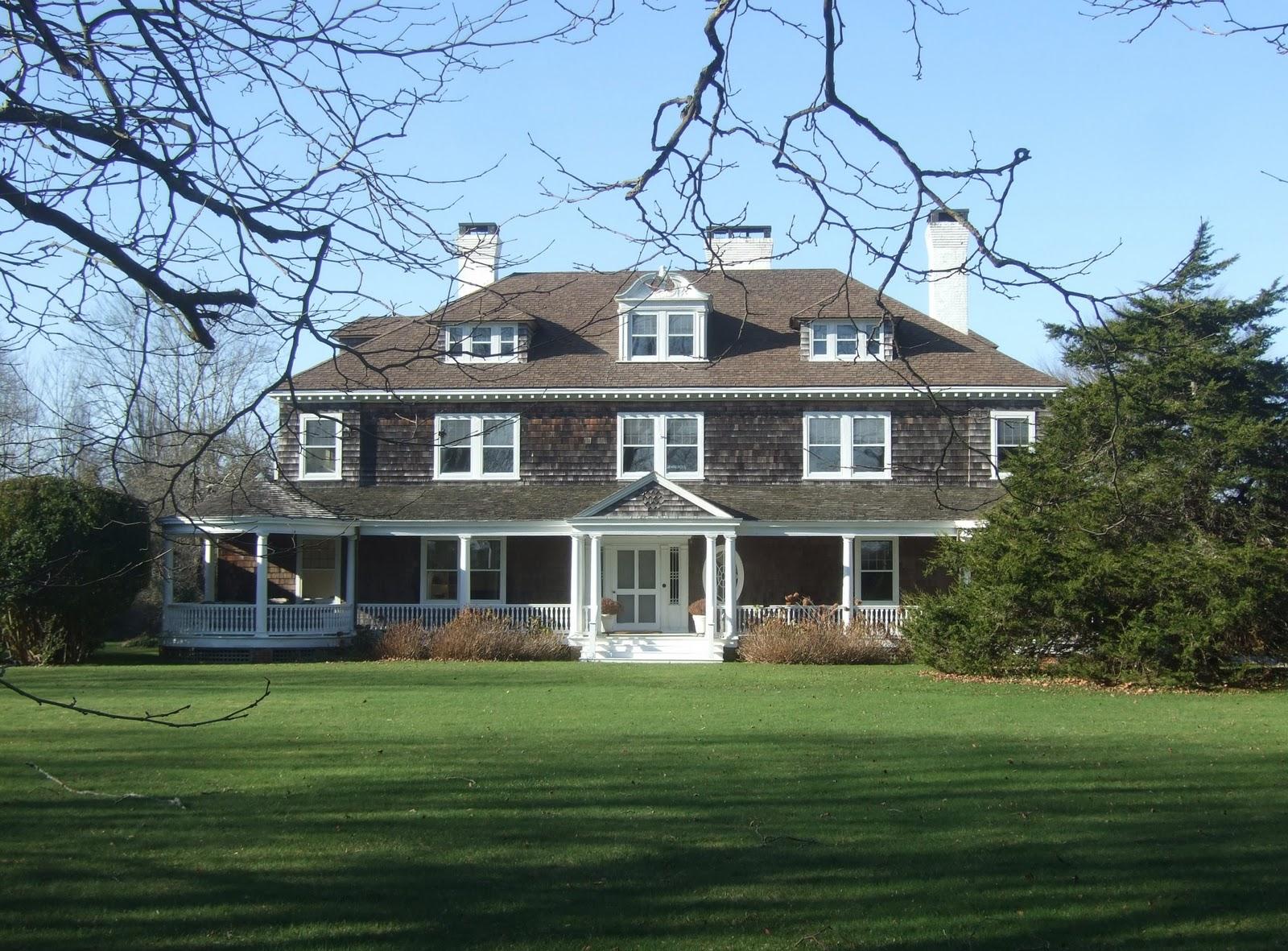 Residence Of Samuel Longstreth Parrish on Two Story House Floor Plans