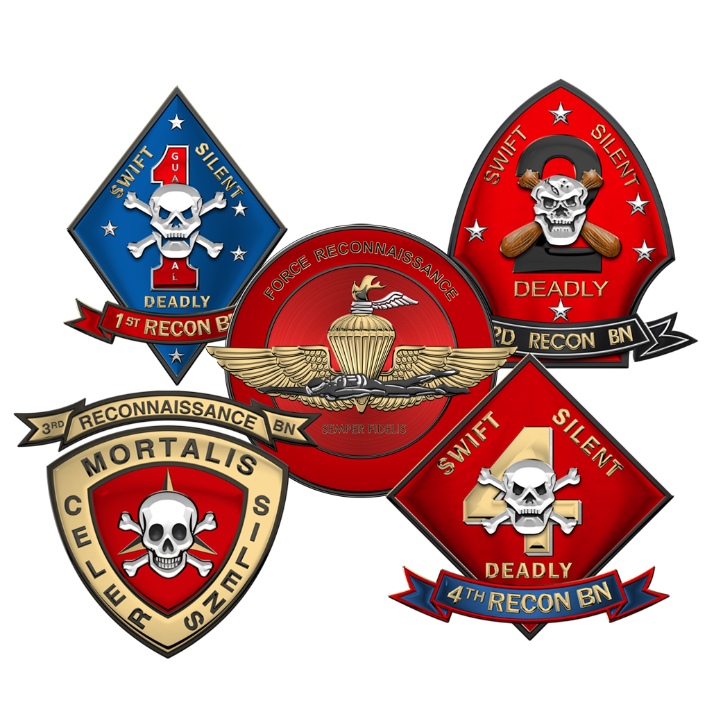 Military Insignia 3d August 2017