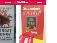 Parah..Buku PKI Dijual di Bukalapak, Judul: Kobarkan Semangat Bantengmu