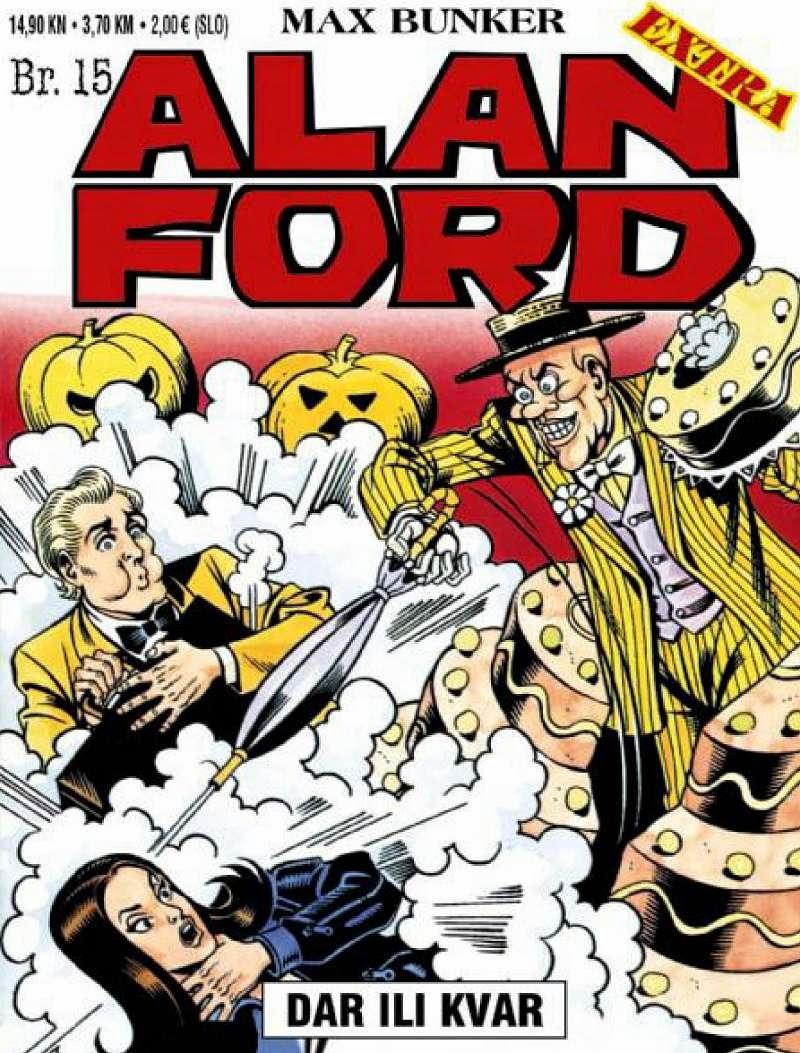 Dar ili kvar - Alan Ford