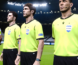 PES 2020 Referee Whistle Fix by SoulBallZ